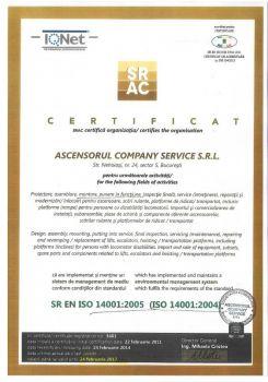 Ascensorul-company-service-certificare-ISO-14001-2005